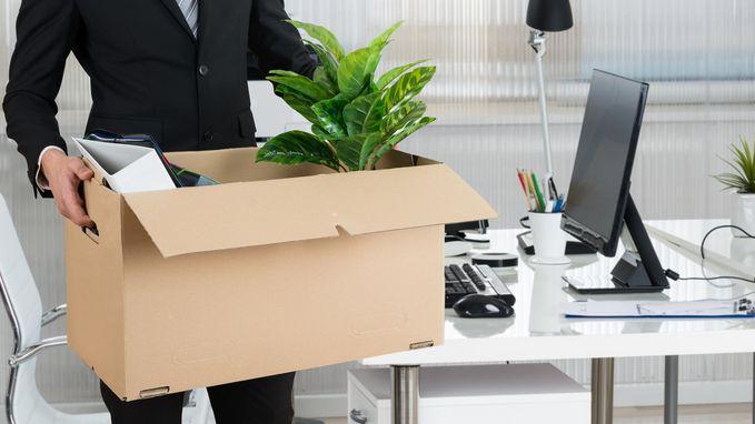 Hoera, ontslagen! Hoe je werk verliezen net positief kan zijn
