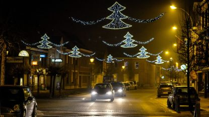 Kerstverlichting siert straten vanaf 13 november