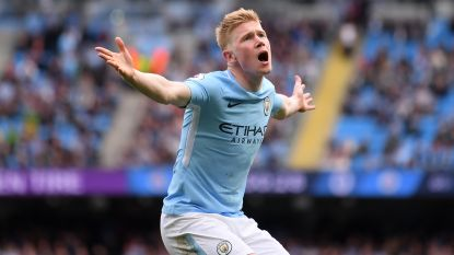 "Gary Neville: ""Kevin De Bruyne is een mix van twee Man United-legendes"""