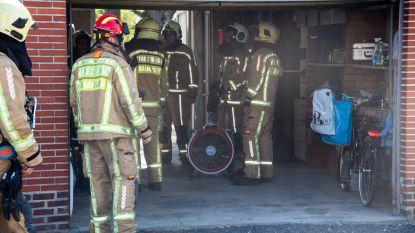 Steekvlam en rookontwikkeling in woning nadat verwarmingsketel het begeeft