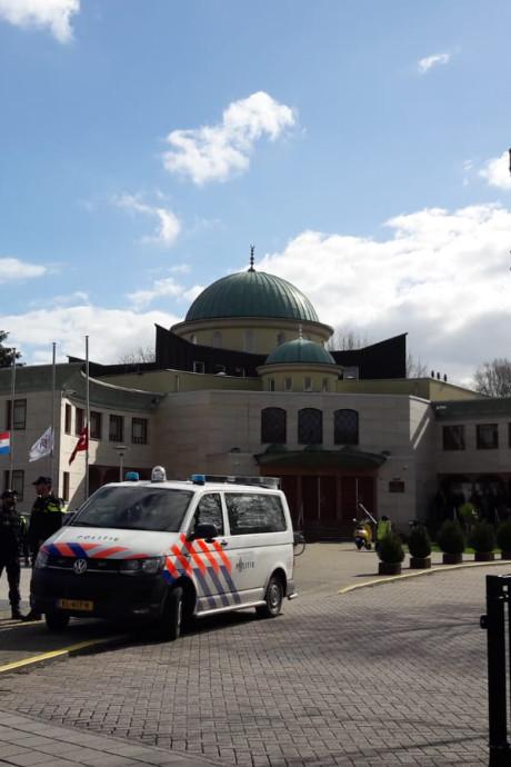 Extra alertheid bij moskeeën en stations in Brabant na schietpartij Utrecht