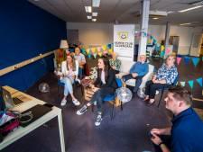 Geen hoofdprijs voor Oldenzaalse Koffieclub: 'Meedoen was belangrijker, samen hebben we wél gewonnen'