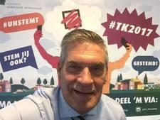 Naafs wil burgemeester blijven van Utrechtse Heuvelrug