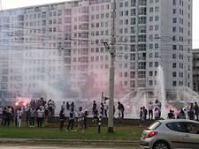 Turken vieren feest in Hofpleinfontein