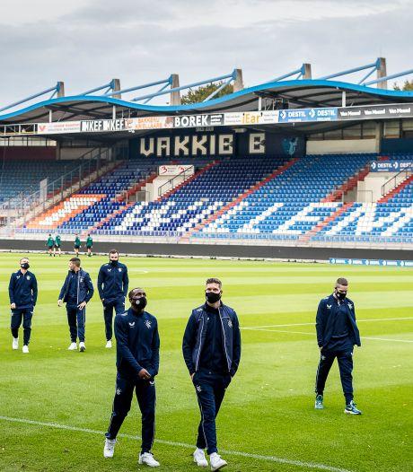 Willem II speelt tegen Rangers eerste Europees thuisduel in vijftien jaar