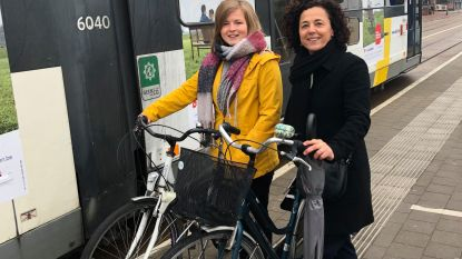 """""""Maar twee fietsen toegelaten op Kusttram? Niet meer van deze tijd"""": sp.a pleit voor apart compartiment voor fietsers"""