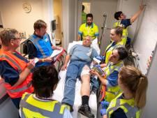 Ziekenhuis ZorgSaam trekt alles uit de kast. Dit kan het aan bij een terroristische aanslag