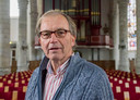 Martin Ruppert, secretaris en tenor van het Zeeuws Concertkoor.
