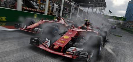 Formule 1 start officieel gamekampioenschap