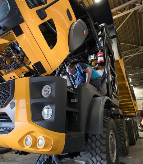 Truckbouwer Ginaf gedijt onder Chinees bewind