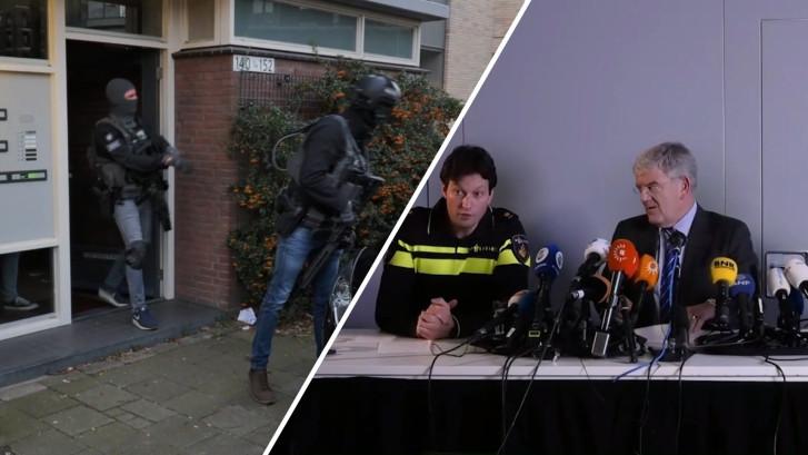 Verdachte Utrecht na bloedstollende dag alsnog ingerekend