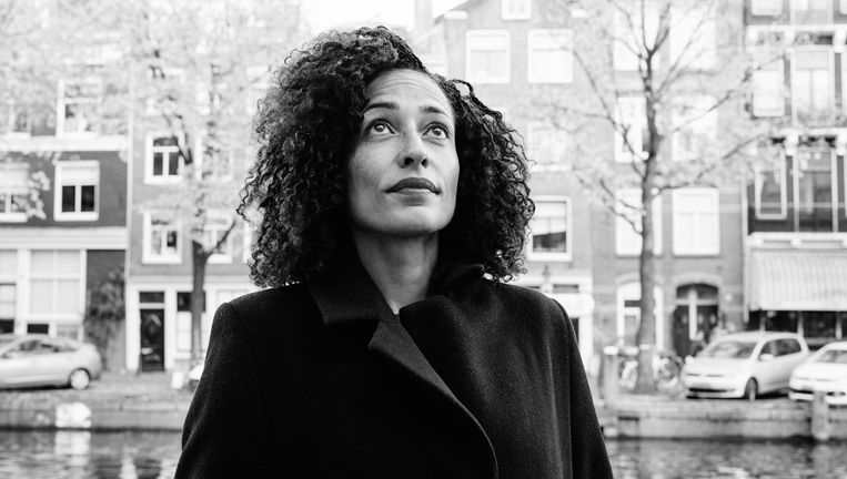 Zadie Smith Beeld null