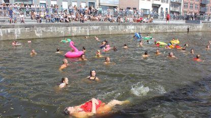 Schepen Ann Van De Steen (Lijst A) is pro 'Dender-zwembad'