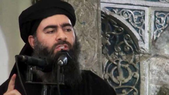 Al-Baghdadi.