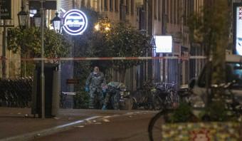 Amsterdamse coffeeshop gaat week dicht na de vondst van twee handgranaten in 24 uur
