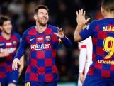 Barcelona met fraaie goals langs Mallorca