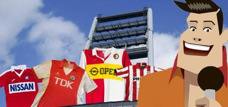 Quiz | Wat was de eerste shirtsponsor van Feyenoord?
