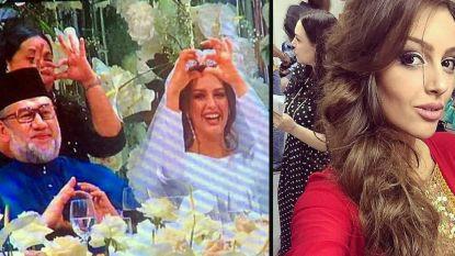 Miss Moskou bekeert zich tot islam en trouwt met 24 jaar oudere koning van Maleisië