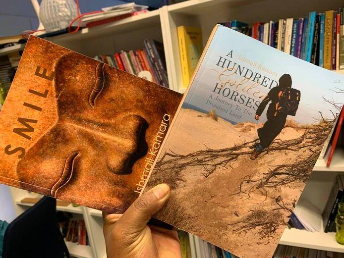 Twee aanwinsten voor de Afro-bieb, van schrijver Ismaël Kamara.