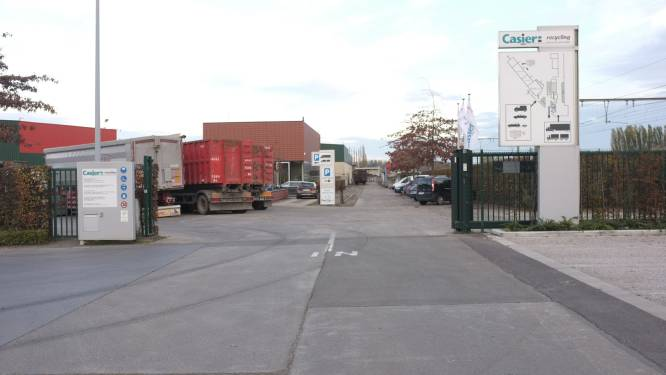 Tot 14 maanden cel voor drie Bulgaren voor diefstal van 200 kilogram koper bij Casier Recycling in Deerlijk