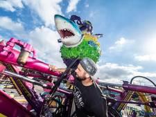 Ook dit jaar weer deels 'prikkelarme' kermis bij Silverdome