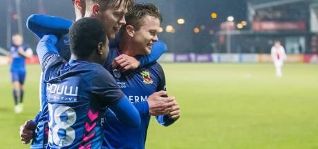 Collectief GA Eagles voetbalt zich tegen Jong Ajax naar fraai rapport