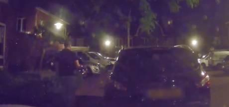 Man steekt banden van SUV's lek in Lunteren en Bennekom