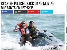 Extreemrechtse website linkt Podolski aan mensensmokkel