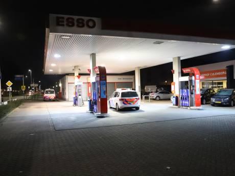 Medewerker bedreigd met vuurwapen tijdens overval op Culemborgs tankstation