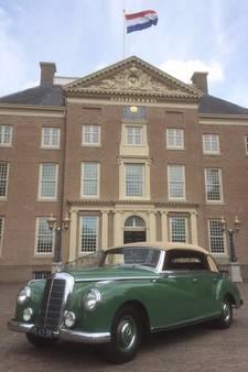 Mercedes Wilhelmina terug bij Paleis Het Loo