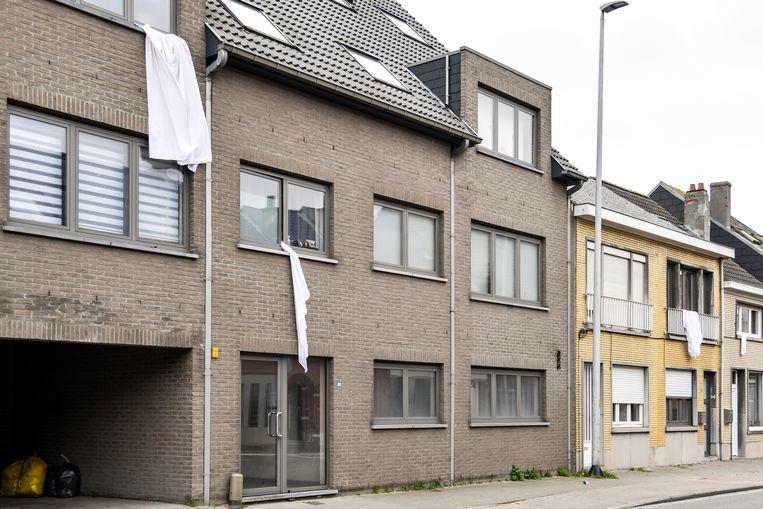 Aan de Dendermondsesteenweg in Lebbeke doen heel wat bewoners mee.