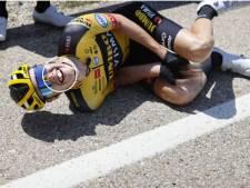Ruurloër Gijs Leemreize valt uit in Ronde van Burgos; operatie aan vinger geslaagd