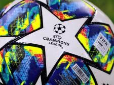 UEFA houdt twee scenario's voor uitspelen Champions League