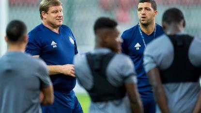 """Vanhaezebrouck: """"We weten wat we mogen verwachten. Een ploeg met ervaring die fysiek sterk is en aanwezig in de duels"""""""