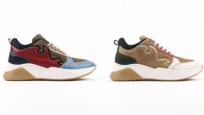 Dankzij dit Belgische schoenenmerk kun je zelf de sneakers van je dromen samenstellen