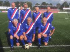 Twenterand wint Walking Football Toernooi Regge United in Hellendoorn