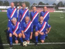 Twenterand wint Walking Football Toernooi Regge United in Hellendoorn