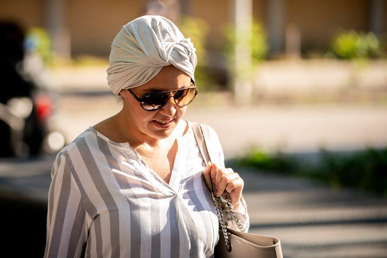 Saadia Ait-Taleb werd in 2017 ontslagen omdat zij er een onoorbare relatie op na zou hebben gehouden met een opdrachtnemer.  Beeld Hollandse Hoogte /  ANP