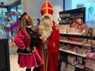 Sint en Caroline Rigo van Hasselts merk 'Cent Pur Cent' verrassen apothekers met cadeaus