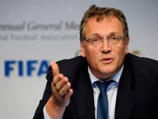 Valcke declareerde bijna 10 miljoen bij FIFA