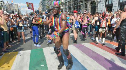 Antwerp Pride klokt af op 130.000 bezoekers