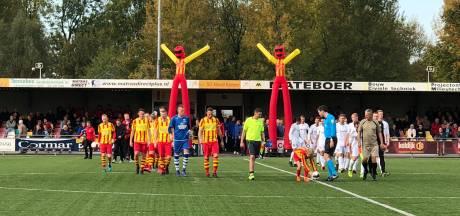 Effectief Go Ahead Kampen wint van Nunspeet