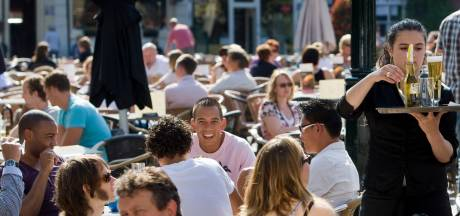 Terrasje pakken in Dordrecht is opnieuw duurder