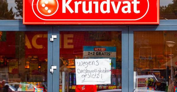 Overvallers kruidvat filiaal na twee jaar aangehouden for Kruidvat dordrecht