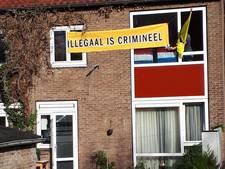 Ongeregeldheden met actievoerders in Rudolf Dieselstraat