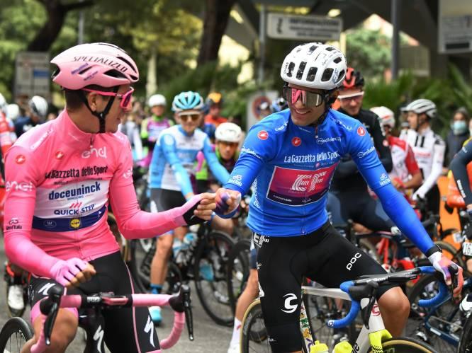 """Voorstel van EF Education First om Giro stop te zetten geweigerd door UCI: """"De bubbel is beschadigd"""""""