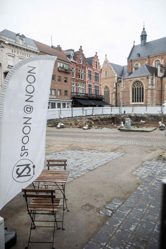 Spoon & Noon in Sint-Truiden.