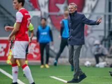 GAE-trainer Van Wonderen blijft kritisch: 'Op een slecht veld te veel geleund op defensie'