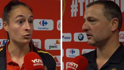 """Red Flames nemen het vanavond op tegen Roemenië: """"Nederlaag is geen optie"""""""