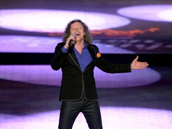 Syb van der Ploeg, zanger van De Kast.